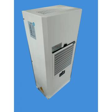 Electrical cabinet heat exchanger