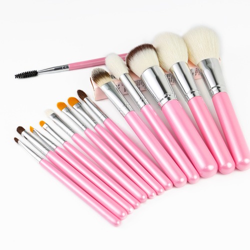 Pink Pearl Girl Makeup Brush