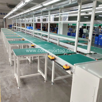 Customized automatic assembly line speed chain assembly line