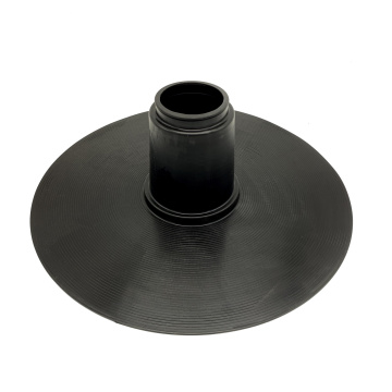 Round base 70-90mm EPDM pipe flashing for waterproofing