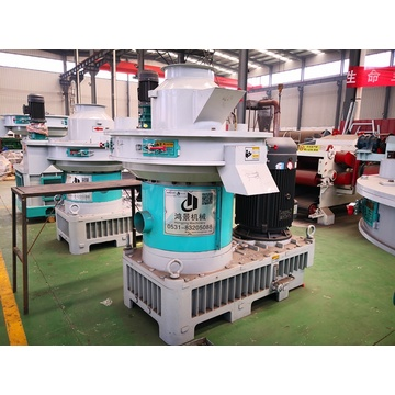 High quality rice husk pellet machine