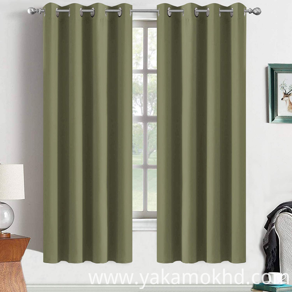 52-63 Sage Curtains