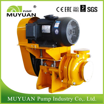 Coal Washing Wear Resistant Slurry Pump