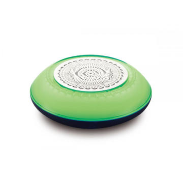 Colorful light speaker with spike