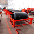 Movable Rubber Belt Conveyor For Coal Mine Sand