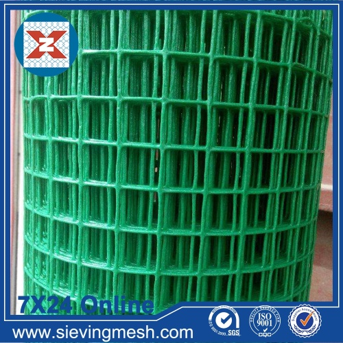 Vinyl Coated Welded Wire Mesh
