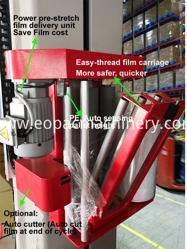 Top Quality Reel Wrapping Machine Price