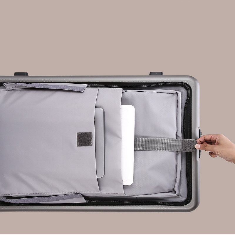 Abs Pc Suitcase Luggage
