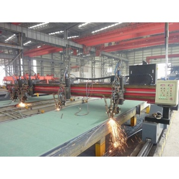 High Precision Door Flame Cutting Machinery