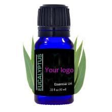 Private Label 10ml Eucalyptus Essential Oil Steam Distilled