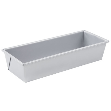 Glazed Aluminized Steel Compartment loaf pan