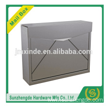 SZD SMB-061SS Good looking stainless steel mailbox american with low price