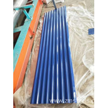 color steel tile plates for roofing and wall