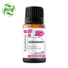 100% Pure and Natural Rose Geranium Essential Oil