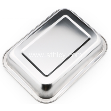 304Fine Quality Stainless Steel Bake Ware