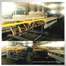 automatic electric roof stacker