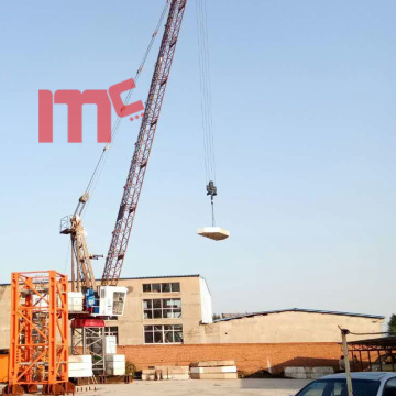 60m luffing jib tower crane