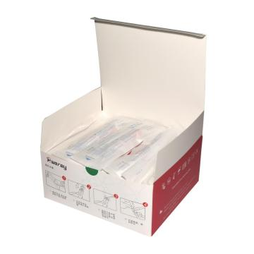 Virus Sampling Kit Sterile Flu Test Nasal Swab