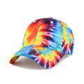 colorful ladies baseball hat