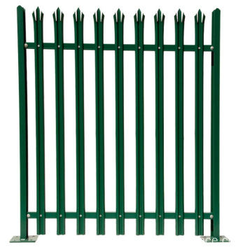 Wholesale cheap ornamental cast iron palisade fence
