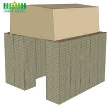 4 X1 X 1m gabion Hesco barriers