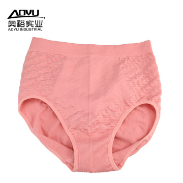 Wholesale Tummy Control High Waist Women Seamless Underwear