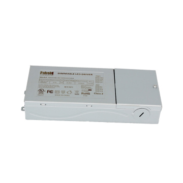 Controlador de LED de 50W Troffer 0-10V regulable
