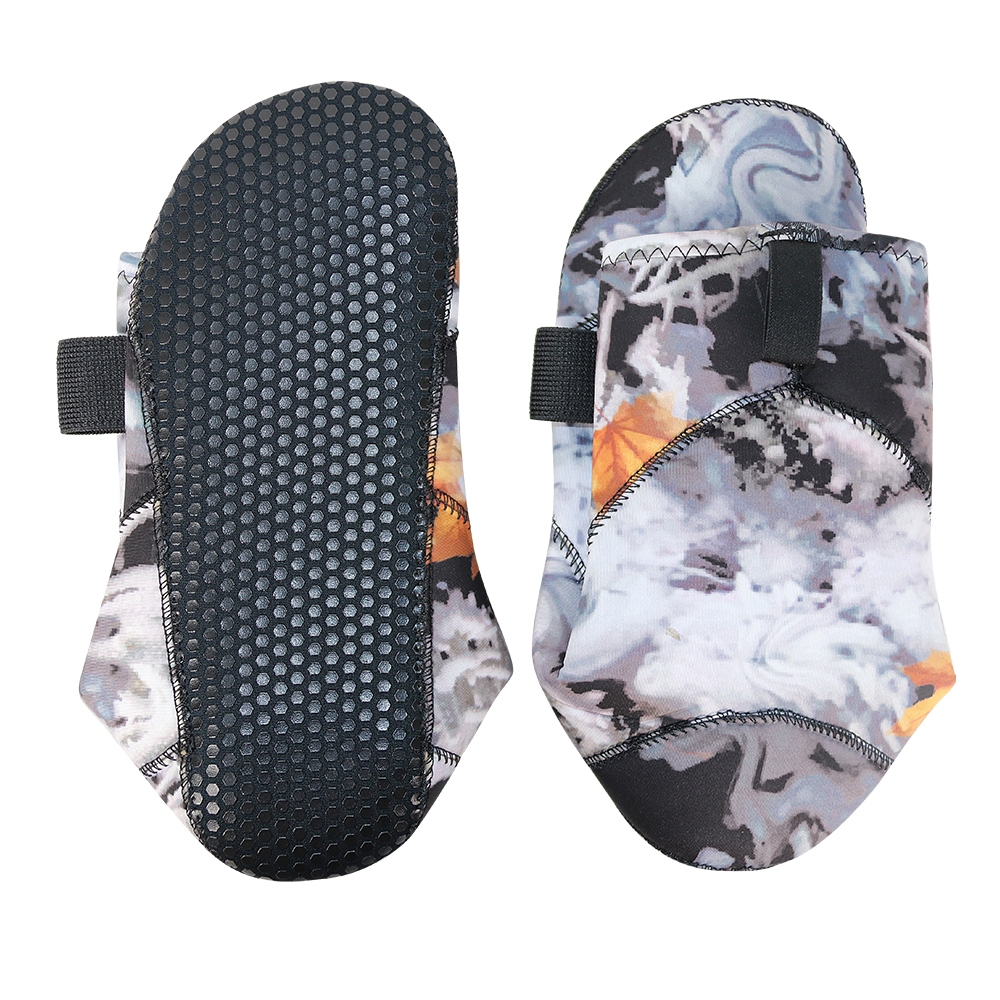 Camo Neoprene Socks