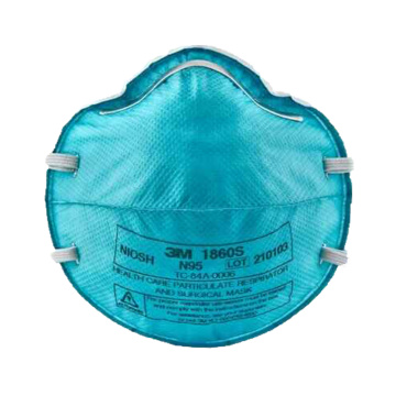 3M MASK 1860S N95 Cup NIOSH SGS Health Care Particulate Respirator and Surgical HEAD-MASK