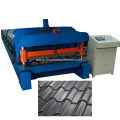 Zinc Coated Colored Steel Sheet Roll Forming Machine