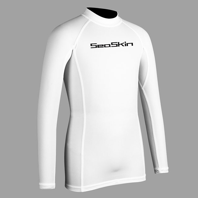 Seaskin Long Sleeve Rash Guard