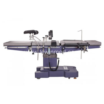 Imported electro-hydraulic system operating  table