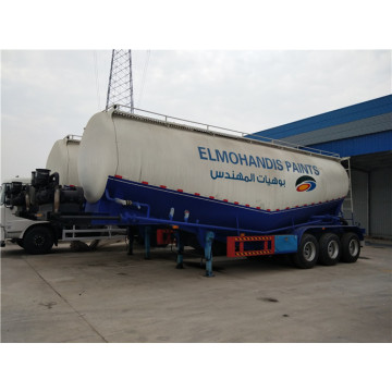 10000 gallons Tri-axle Pneumatic Dry Bulk Trailers