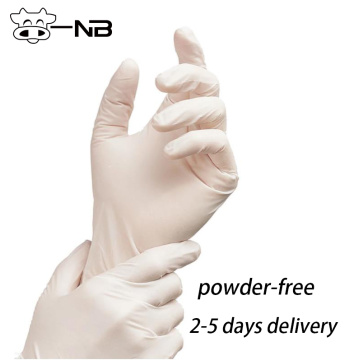 Wholesale medical latex disposable gloves