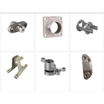Silica sol casting fittings