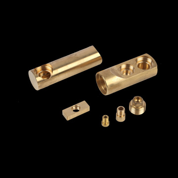 Brass Valve Curving Connectors