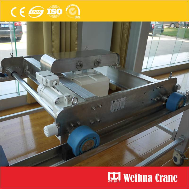 Sanitary Chain Hoist Trolley