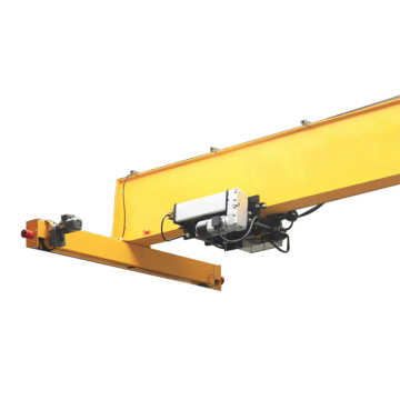 Euro-type 25t single girder overhead crane for sale