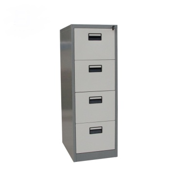 4 Drawer Vertical File Cabinet With Name Card