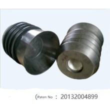 Phenolic Resin Core Rubber Plug for Cement Head
