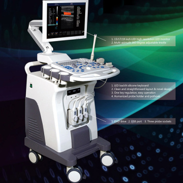 portable ultrasound 4d color doppler