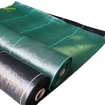 pp weed barrier mat