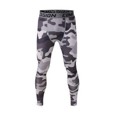 OEM FACTORY Mens Sports Leggings custom compression pants