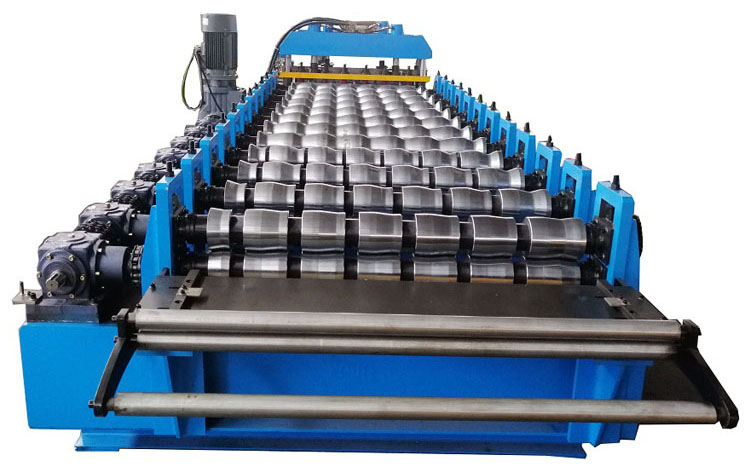 Glazed Tile Sheet Machine