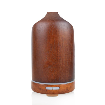 Aroma Diffuser Essential Oil Natural Real Wood Diffuser
