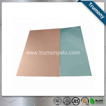 4047 H24 5052 Aluminum Base Copper Clad Sheet