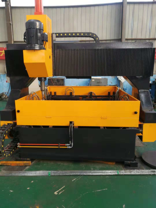 CNC Holes Drilling Machine for Steel Plate