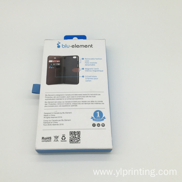 competitive price custom size recycle folding carton box