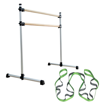 GIBBON Gym Fitness Equipment Adjustable Ballet Bar