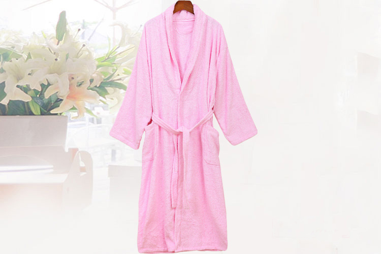 Terry Cloth Spa Robes